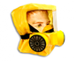 Универсальный фильтрующий малогабаритный самоспасатель (УФМС) «ШАНС» -Е