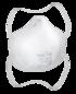 Полумаска фильтрующая респиратор Rutex F1001 FFP1 NR D формованная без клапана №20
